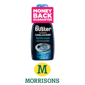 Bathroom Unblocker - Morrisons Purchase